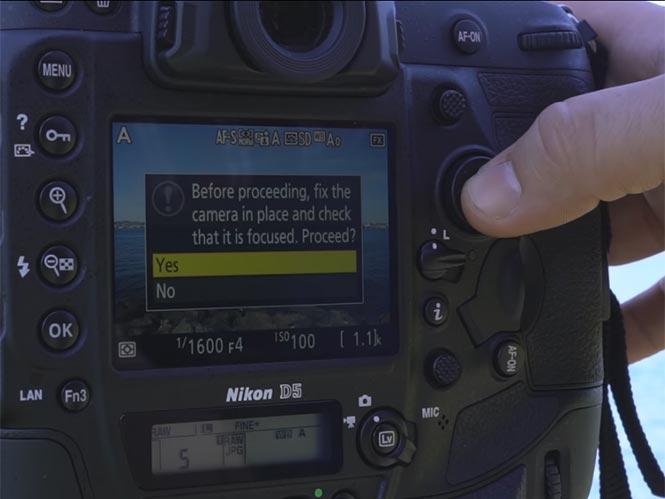 Η Nikon φέρνει στις μηχανές της το αυτόματο καλιμπράρισμα του AF