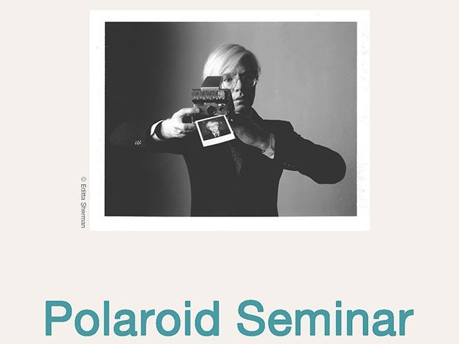 Polaroid Seminar από το Φωτογραφικό κέντρο Stereosis