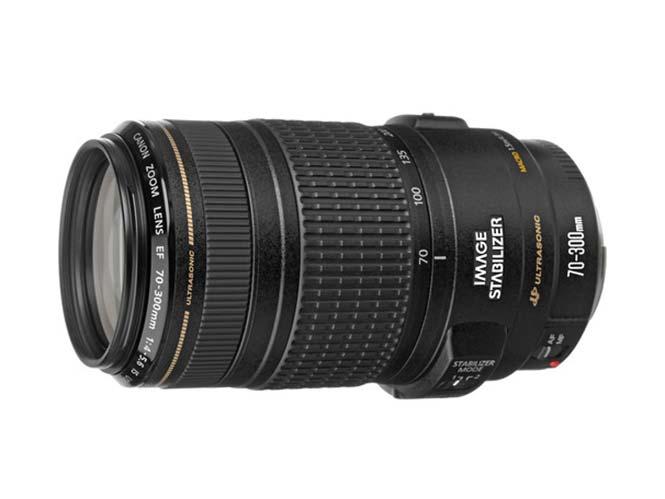 Έρχεται νέος τηλεφακός Canon EF 70-300 F/4-5.6 IS μέσα στο καλοκαίρι;