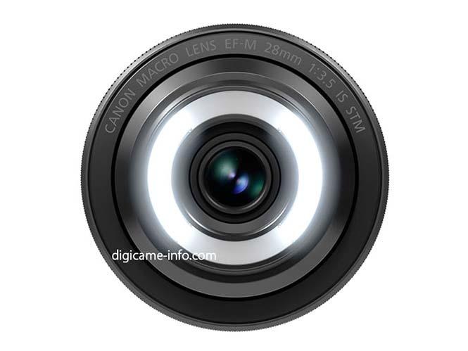 Δείτε τις πρώτες εικόνες του επερχόμενου Canon EF-M 28mm F3.5 IS STM