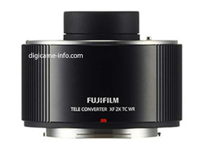 Διέρρευσαν οι πρώτες εικόνες του νέου τηλεμετατροπέα της Fujifilm