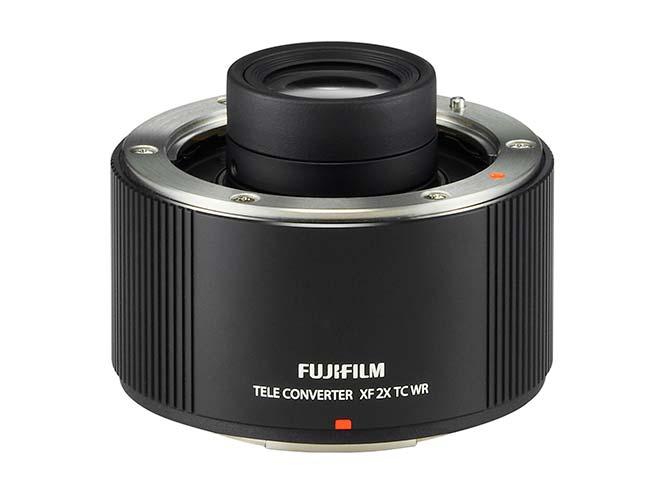 Η Fujifilm παρουσιάζει τον νέο τηλεμετατροπέα Fujinon XF2X TC WR