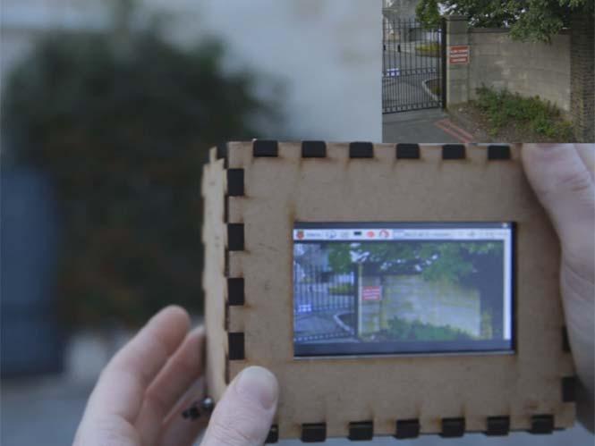 Le Myope, μία μη-μηχανή που σας δείχνει φωτογραφίες άλλων