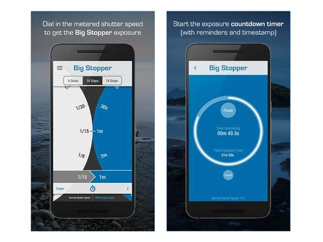 H εφαρμογή της Lee Filters διαθέσιμη και για Android