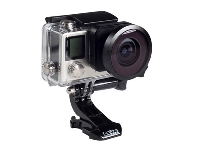 Lensbaby Circular 180+, ένας αδιάβροχος fisheye φακός για GoPro