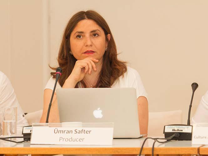 Ümran Safter, Παραγωγός