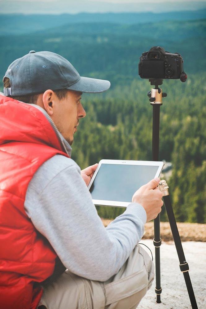 Polaroid SelfieDisc