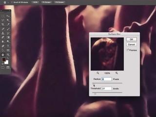 Reduce Noise Adobe Photoshop