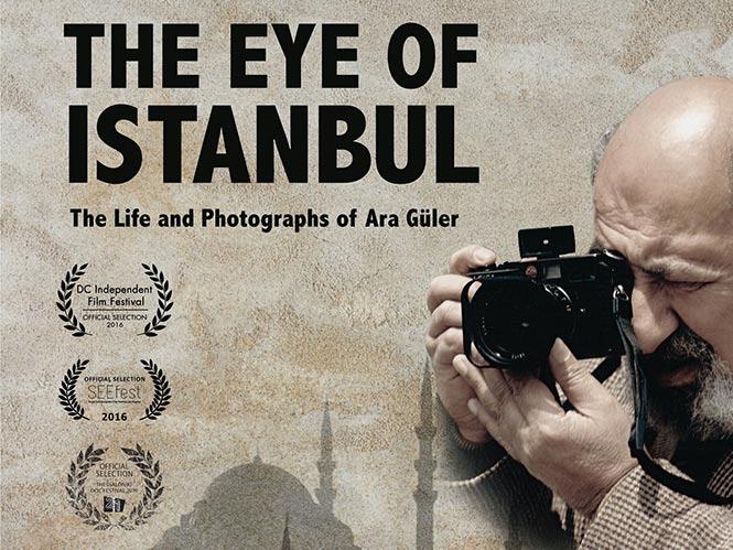 Τhe Eye of Istanbul: η ζωή και οι φωτογραφίες του Ara Güler στο Μουσείο Μπενάκη