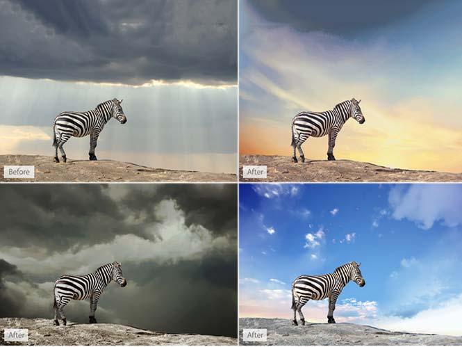 Landscape Pro, ένα λογισμικό για να βελτιώνετε τις φωτογραφίες τοπίου