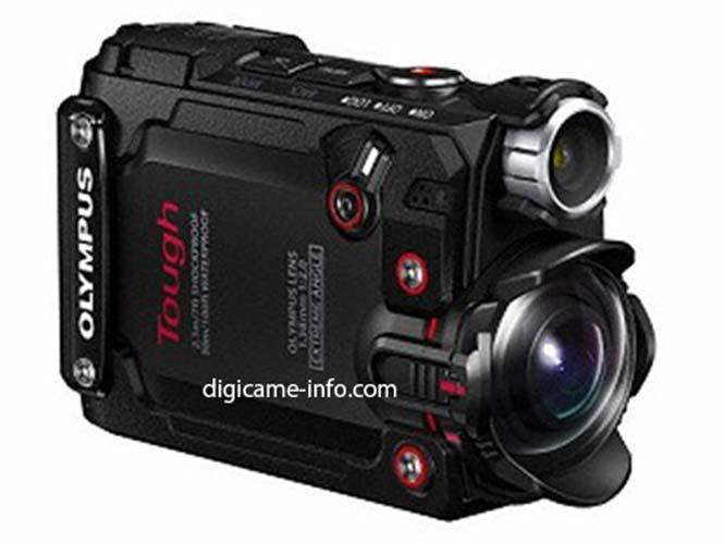 Αυτή είναι η νέα action camera της Olympus που ανακοινώνεται σύντομα
