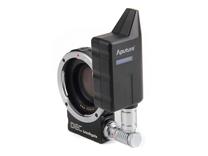 Aputure DEC LensRegain, νέος adapter για χρήση Canon φακών σε MFT μηχανές