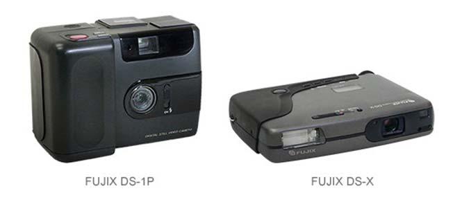 FUJIX DS-X