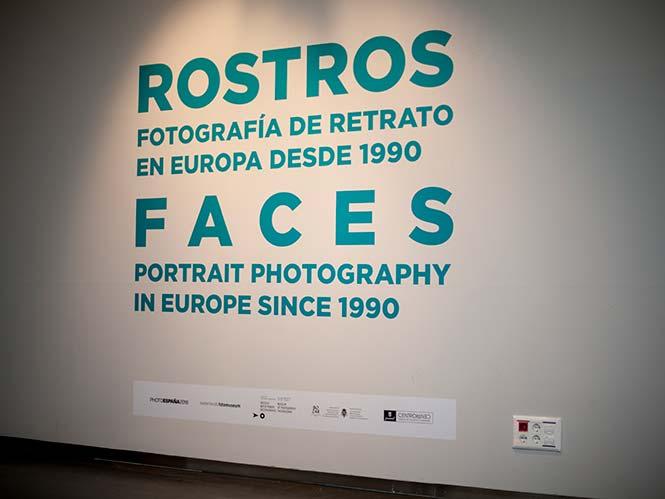 «Faces. Το πορτρέτο στην ευρωπαϊκή φωτογραφία μετά το 1990» στη Μαδρίτη