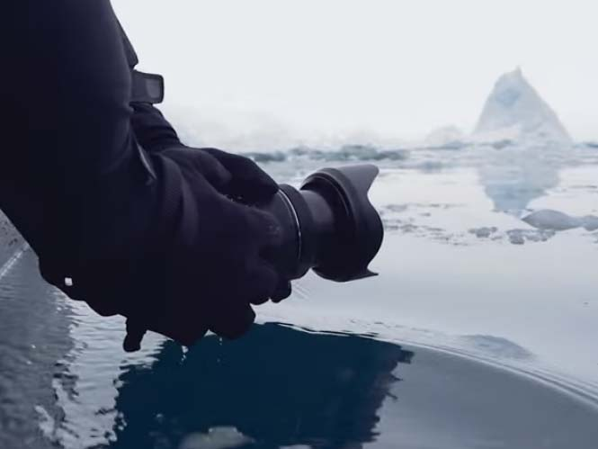 Δοκιμάζοντας τη νέα Fujifilm X-Pro2 στην Ανταρκτική