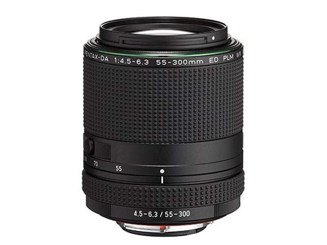 HD PENTAX-DA 55-300mm F4.5-6.3ED PLM WR RE: Αδιάβροχος και με καλύτερο AF