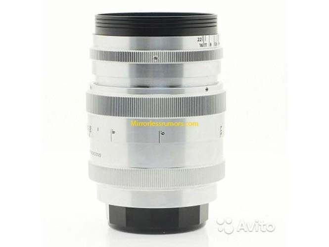 Lomography Zenit Jupiter 9+ 85mm f/2 LTM, διέρρευσαν οι πρώτες φωτογραφίες του