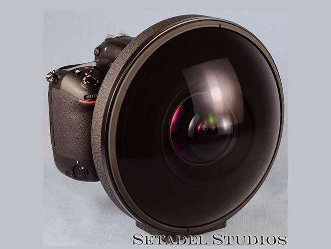 Nikon Fisheye Nikkor 6mm f/2.8: στο Ebay προς 76.000 ευρώ