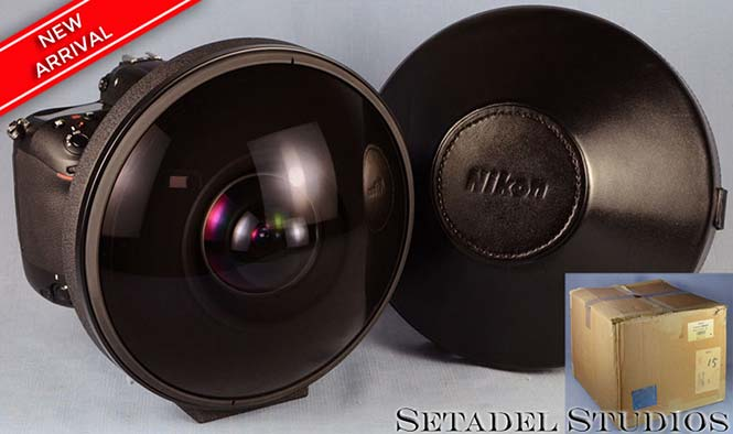 Nikon-Fisheye-Nikkor