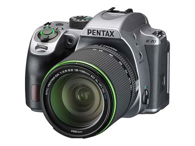 Αναβάθμιση Firmware για τη Pentax K-70