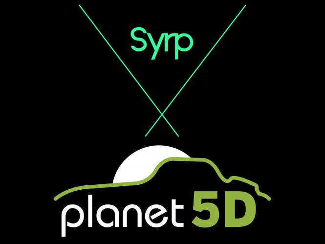 Μεγάλος διαγωνισμός με δώρα από τη Syrp αξίας 1.100 δολαρίων