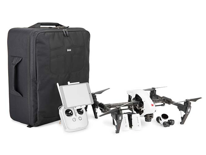 Think Tank Helipak, νέα τσάντα μεταφοράς για το DJI Inspire