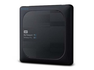 Western Digital My Passport Wireless Pro