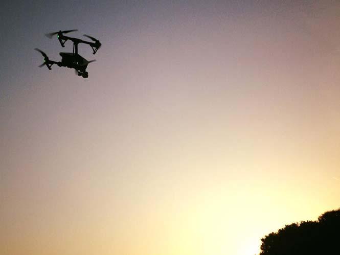 Ο δεκάλογος του σωστού χειριστή ΣΜηΕΑ (drone)