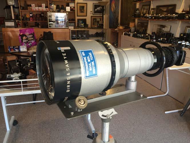 Σπάνιος φακός στα 1.000mm με f/4.5 βγαίνει σε δημοπρασία