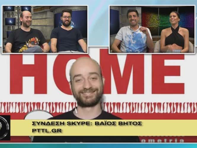 To pttlgr στην εκπομπή «Η τεχνολογία μας ενώνει» 2.6.2016