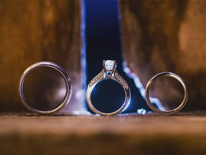 """Ζευγάρι αναγκάστηκε να """"επαναλάβει"""" τον γάμο του καθώς οι φωτογραφίες ήταν ανεστίαστες"""