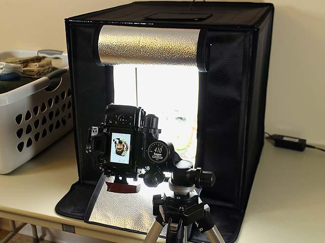 Η Fotodiox ανακοίνωσε ένα νέο κουτί με LED για φωτογράφιση προϊόντων