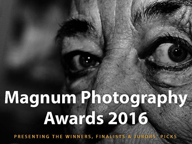 Magnum Photography Awards 2016: Ανακοινώθηκαν οι νικητές