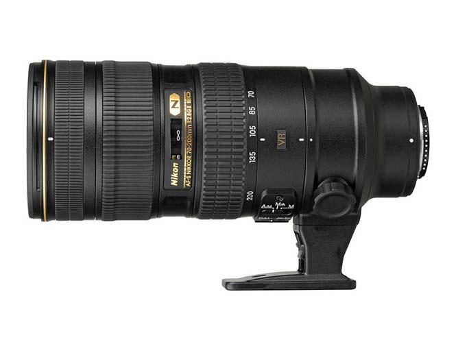 Έρχεται νέα έκδοση του τηλεφακού Nikkor 70-200mm f/2.8;