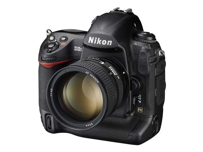 Νέο Firmware για τη Nikon D3S