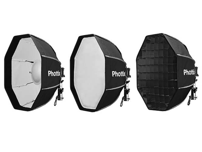 Phottix Spartan: SoftBox και Beauty Dish, δύο σε ένα