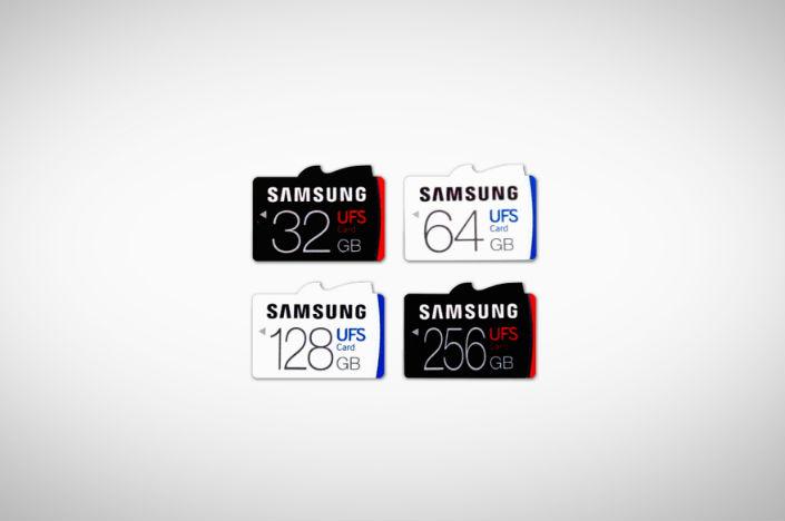 Samsung UFS: Νέο είδος κάρτας μνήμης που θα αντικαταστήσει τις microSD