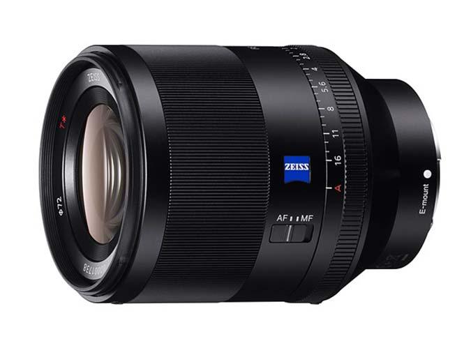 Η Sony παρουσιάζει τον νέο φακό Planar T* FE 50mm F1.4 ZA