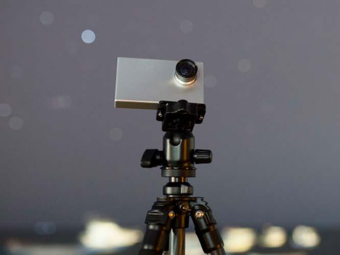 Tiny1: Αυτή είναι η πιο μικρή αστρονομική κάμερα στον κόσμο