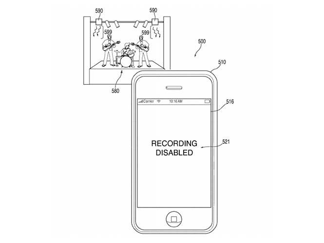 Apple iPhone: Θα μπλοκάρεται η λήψη φωτογραφιών σε εκδηλώσεις και μέρη που απαγορεύονται