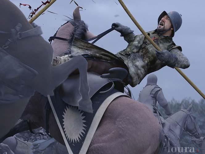 Game of Thrones: Φωτορεαλιστικά γραφικά συνέθεσαν την μεγάλη μάχη