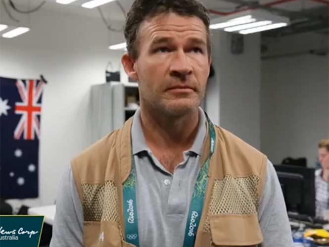 Ολυμπιακοί Αγώνες: Φωτογράφος πέφτει θύμα κλοπής μέσα σε 10 δευτερόλεπτα