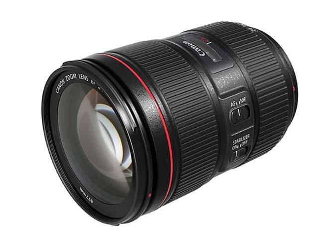 Μερικοί Canon EF 24-105mm F4L IS II έχουν πρόβλημα στην εστίαση