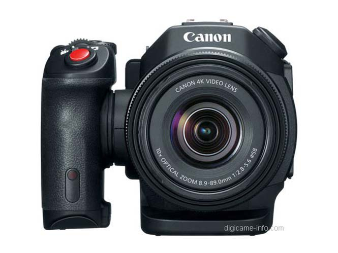 Canon XC15: Διέρρευσαν οι πρώτες εικόνες της νέας επαγγελματικής 4K camcorder