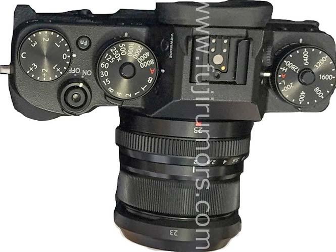 Έρχεται ο νέος φακός Fujinon XF23mm F2 R WR