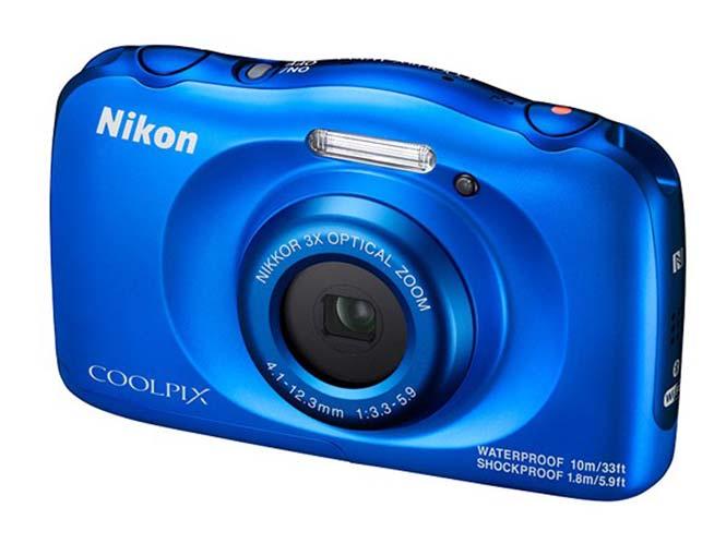 Αναβάθμιση Firmware για τη Nikon COOLPIX W100