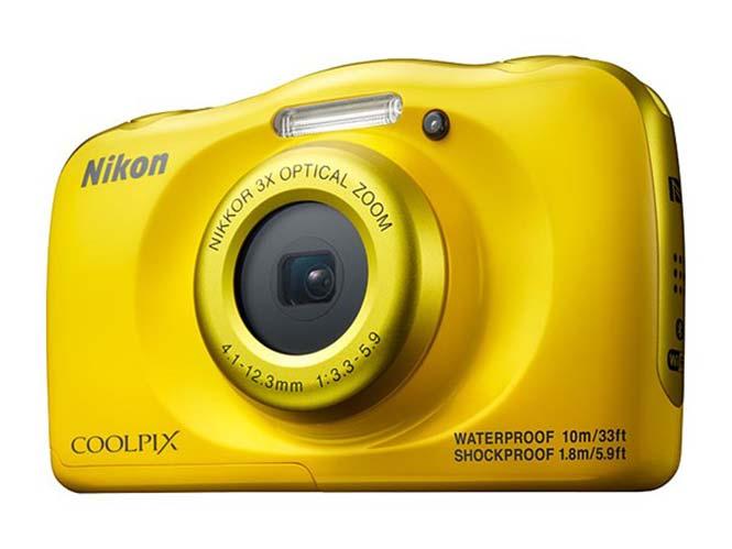 Αναβάθμιση Firmware για την Nikon COOLPIX W100