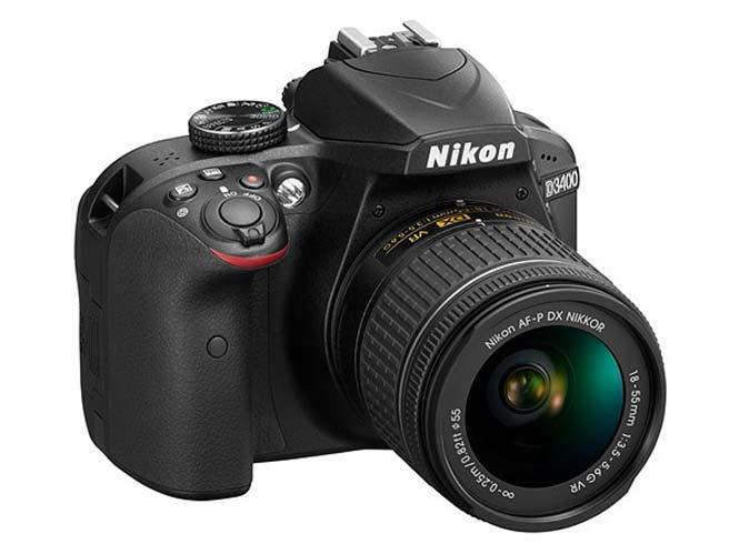 Αναβάθμιση Firmware για τη Nikon D3400