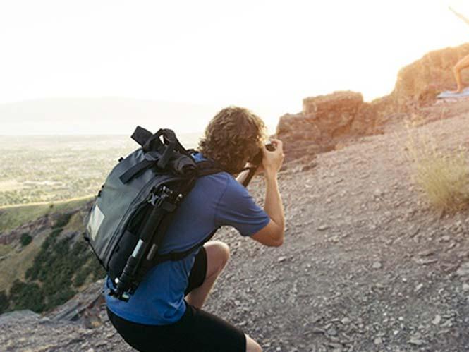PRVKE 21: Μία φωτογραφική τσάντα για κάθε μέρα