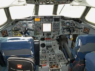 airplane-copkit